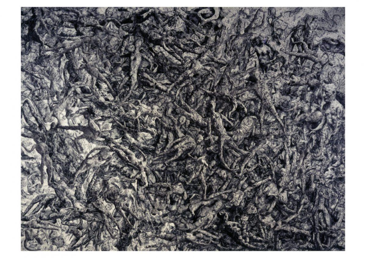 北山善夫「生きるための主題」展 画像