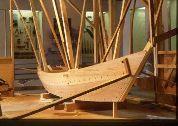 Boatbuilding Project アユブネ 画像