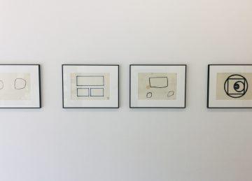 福村惣太夫展 −掘るように描く− ギャラリートーク・3 画像