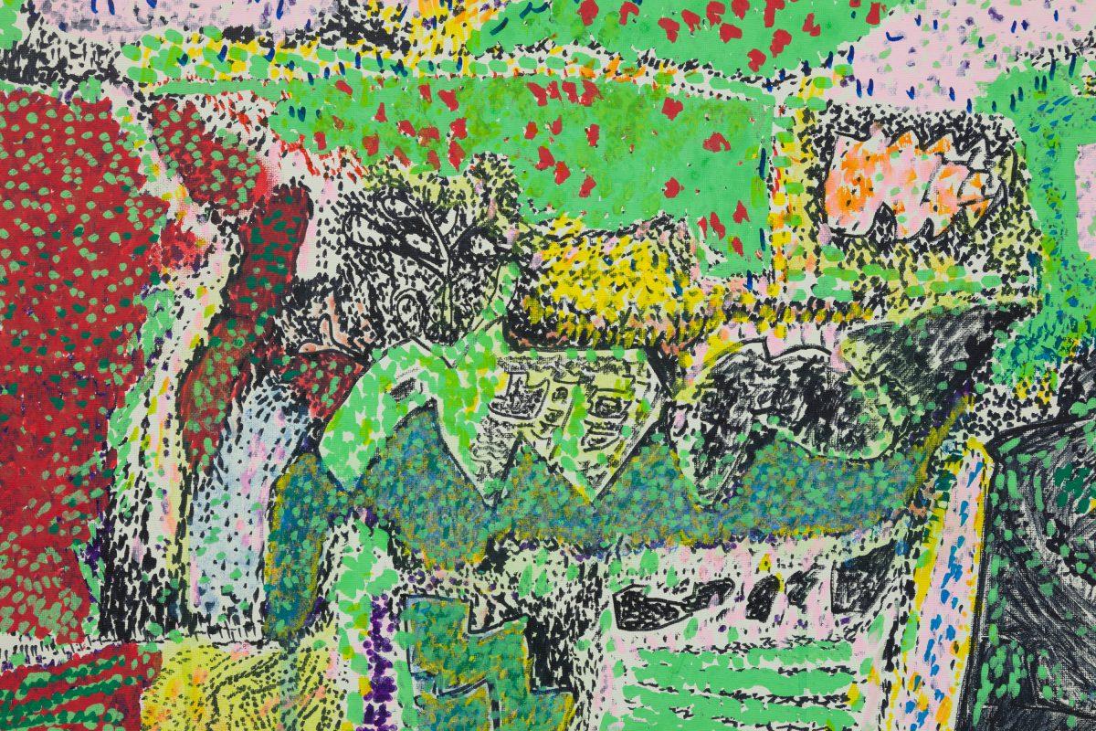 惣太夫展 −掘るように描く− ギャラリートーク・4 ※終了しました 画像